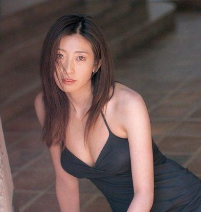 千葉麗子さんのビキニ