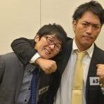 田中一彦(スーパーマラドーナ)はダメ人間でも妻がかわいい!M-1決勝を支えた芸人の妻とは
