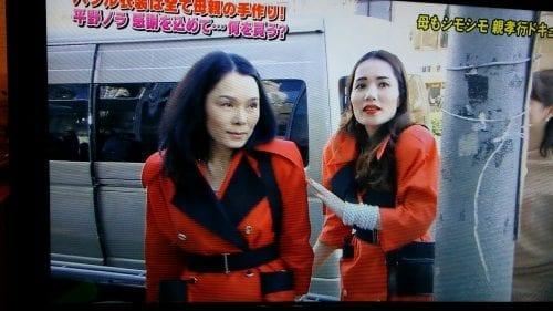 母親が経営するスナック!? 平野ノラ