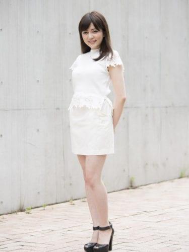 洋服が素敵な中田あすみさん