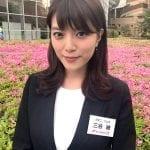 三谷紬アナ(報ステお天気キャスター)のかわいい画像!熱愛彼氏や高校、大学は?【テレ朝】